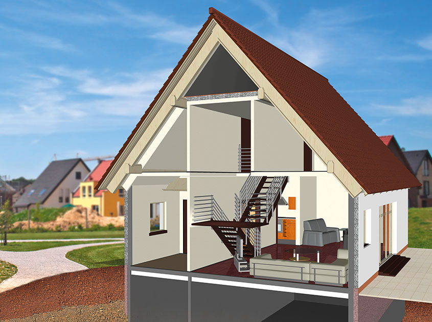 Haus_Dämmung