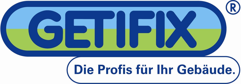Logo Getifix – Die Profis für Ihr Gebäude.